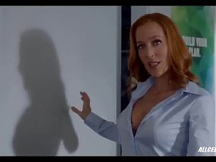 Gillian Anderson in The X-Files - S10E03