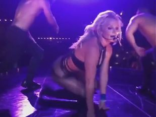 Britney Spears explicit moves loop and slow preview