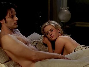Anna Paquin Juicy Boobs In True B ScandalPlanet.Com