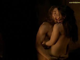 Erin Cummings Sex In Spartacus B And Sand ScandalPlanet.Com