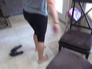 Mom With Sexy Soles Feet