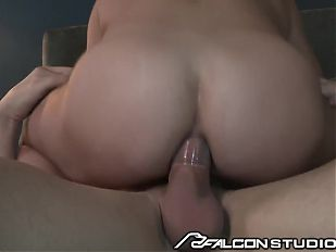 FalconStudios JJ Knight's Thick Cock for Gorgeous Ass