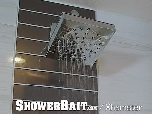 ShowerBait Shower fuck with Str8 Paul Canon and Darin Silver