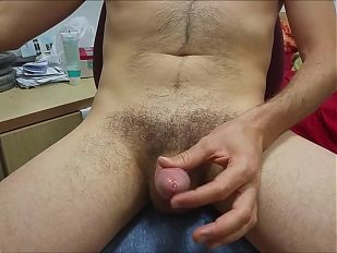 Jerkoff and cum