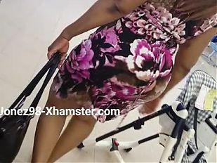Sneak Peek of Black Granny Ass Pt.1