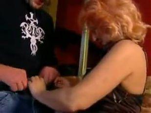 redhead granny sodomised