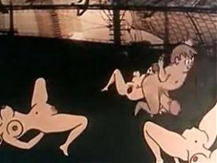 Zeichentrickporno