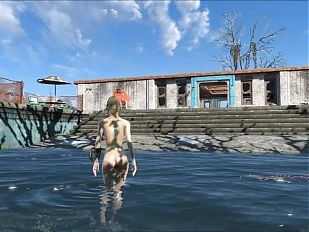 Fallout 4 Katsu sex adventure chap.13 Goule lover