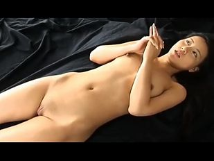 Japanese - Long Haired Beauty Posing