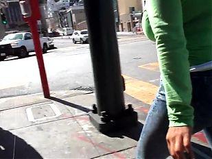 BootyCruise: Latina Boob Cam