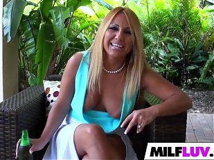 Tight Latina MILF Natalia