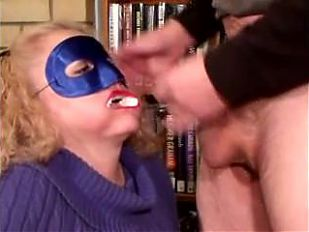 MarshMallow Blowjob (With Mask)