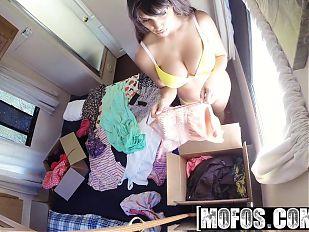 Mofos - Project RV - Curvy Goddess Has a Fine Ass starring M