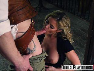 DigitalPlayground - Rawhide Scene 2 Jessa Rhodes Misha Cross