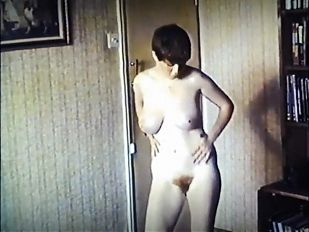 OBSESSION - vintage British big bouncy boobs strip dance