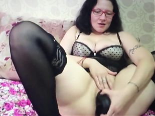 My favor Russian Hooker masturbate on net