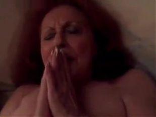 Redhead granny amateur 3