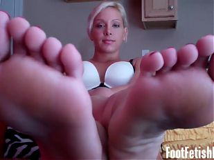 My perfect size 8 feet need to be pampered daily