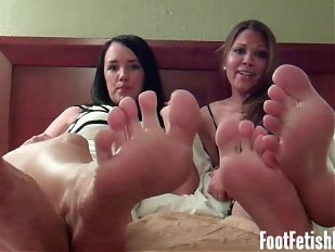 Let us wiggle our 18 year old toes for you